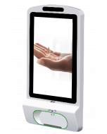 Digital hand sanitizer with lcd